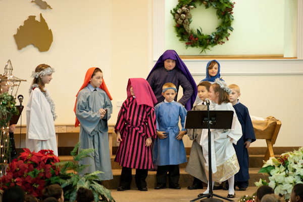 Christian Christmas Plays For Children