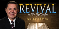 REVIVAL with Dr. Ron Comfort | Southside Baptist Church