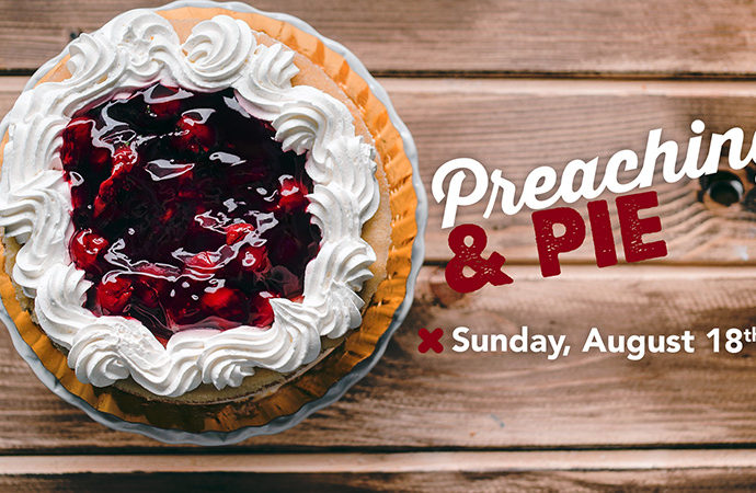 Preaching And Pie 2019